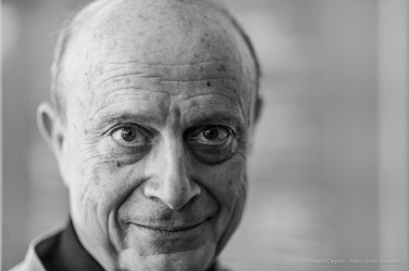 Franco Farinelli, geographer, educator, president Associazione geografi italiani. MUDEC, Milano, September 2018. Nikon D810, 85 mm (85 mm ƒ/1.4) 1/125 mm ƒ/1.4 ISO 180