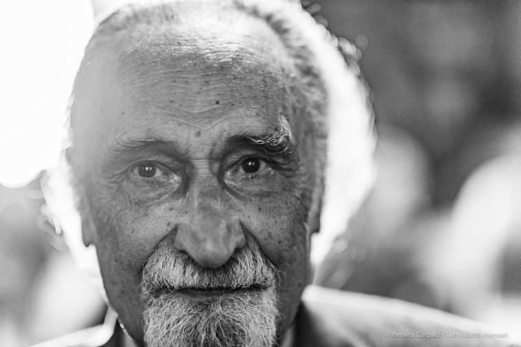 "Franco Posocco, ""Guardian Grando"", Scuola Grande Arciconfraternita di San Rocco. Venezia, September 2018. Nikon D810, 85 mm (85 mm ƒ/1,4) 1/125"" ƒ/1,4 ISO 800"