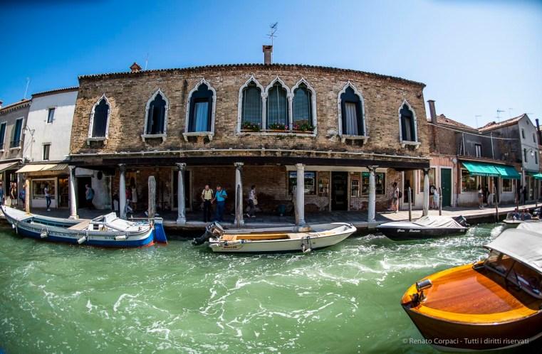 "70 Fondamenta Manin. Murano, Venice Laguna, September 2018. Nikon D810, 16 mm (16 mm ƒ/2.8) 1/640"" ƒ/4 ISO 64"