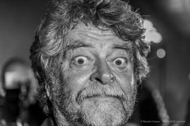"Helmut Friedel, art Historian, director Lenbachhaus in Munich. Mantova, October 2018. Nikon D810, 85 mm (85 mm ƒ/1.4) 1/125"" ƒ/4 ISO 400"