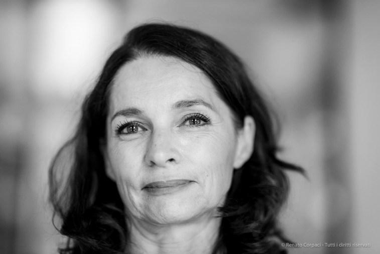 "Pascale Picard, director Avignon Musées and Musée Calvet. Milano, October 2018. Nikon D810, 85 mm (85 mm ƒ/1.4) 1/125"" ƒ/1.4 ISO 900"