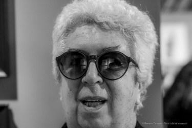 "Rita Airaghi, director Gianfranco Ferrè Foundation. Sesto San Giovanni, October 2018. Nikon D810, 85 mm (85 mm ƒ/1.4) 1/125"" ƒ/4 ISO 4500"