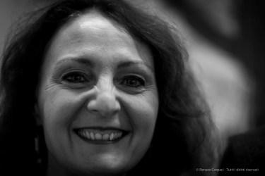 "Alessandra Redaelli, curator. Milano, November 2018. Nikon D810, 85 mm (85 mm ƒ/1.4) 1/200"" ƒ/1.4 ISO 250"