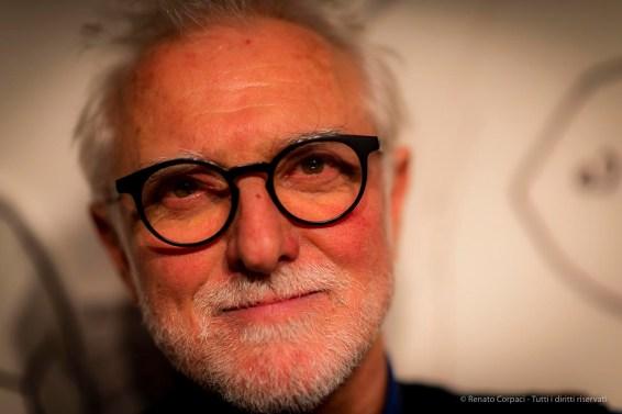 "Giovanni Maranghi, artist. Milano, November 2018. Nikon D810, 85 mm (85 mm ƒ/1.4) 1/125"" ƒ/1,4 ISO 80"