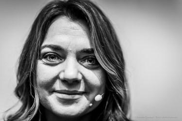 "Francesca Lavazza, Corporate Image director, Luigi Lavazza SpA; presidente Finlav. Milano, December 2018. Nikon D810, 85 mm (85 mm ƒ/1.4) 1/125"" ƒ/1.4 ISO 320"