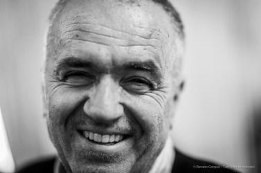 "Franco Malgrande, director of stage setting, Teatro Alla Scala, Milano, December 2018. Nikon D810, 85 mm (85 mm ƒ/1.4) 1/125"" ƒ/1.4 ISO 500"