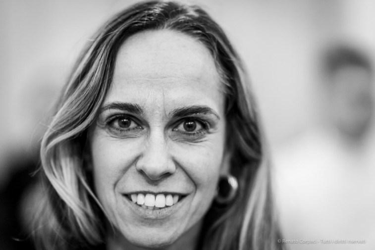 "Livia Corbò, journalist, photo editor, founder and director PhotoOp. Monza, December 2018. Nikon D810, 85 mm (85 mm ƒ/1.4) 1/125"" ƒ/1.4 ISO 1000"