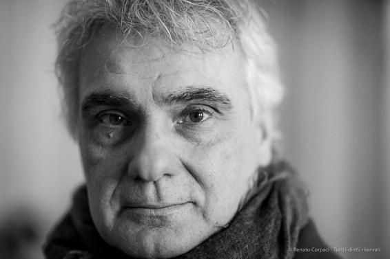 "Marco Rettani, music artist. Monza, January 2019. . Nikon D810, 85 mm (85 mm ƒ/1.4) 1/125"" ƒ/1.4 ISO 200"