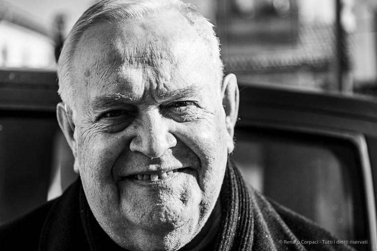 """Don Giuseppe Bongiovanni, parson Cattedrale San Donato. Mondovì, January 2019. Nikon D810, 85 mm (85 mm ƒ/1.4) 1/250"""" ƒ/1.4 ISO 64"""