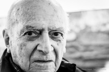 "Piero Bassetti, politician, enterpreneur. Milano, January 2019. Nikon D810, 85 mm (85 mm ƒ/1.4) 1/125"" ƒ/1.4 ISO 9000"