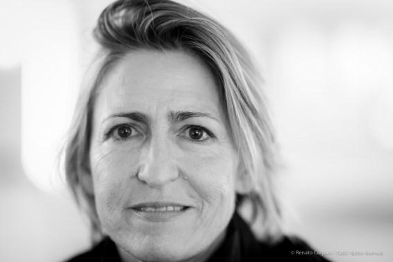 Simona Brognoli, Marketing and Events Coordinator KLM Italia. Milano, February 2019. Nikon D800 85 mm (85 mm ƒ/1.4) 1/125 ƒ/1.4 ISO 1400