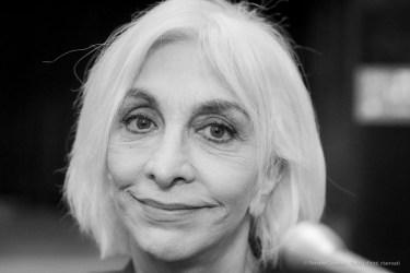 Anna Bonaiuto, actress. Milano, March 2019. Nikon Nikon D810, 85 mm (85 mm ƒ/1.4) 1/125 ƒ/3.5 ISO 4000
