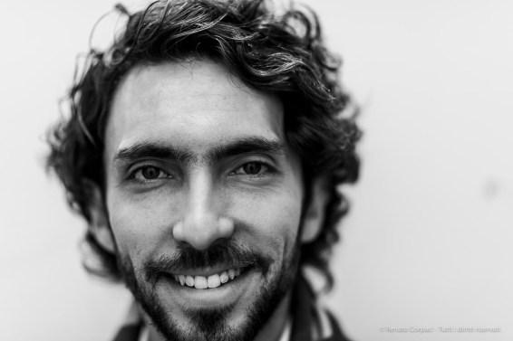Bernardo Noval, CEO, Co-founder MustWanted, Ciudad de México. Milano, marzo 2019. Nikon D810, 85 mm (85 mm ƒ/1.4) 1/125 ƒ/1.4 ISO 180
