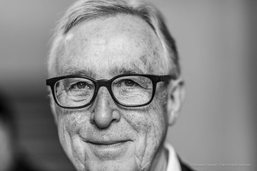 Heiner Wemhöner, art collector. Milano, April 2019. Milano, April 2019. Nikon D810, 85 mm (85 mm ƒ/1.4) 1/125 ƒ/1.4 ISO 280