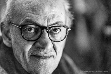 Luciano Bobba, art director, photographer, video artist. Milano, April 2019. D810, 85 mm (85 mm ƒ/1.4) 1/125 ƒ/1.4 ISO 12800