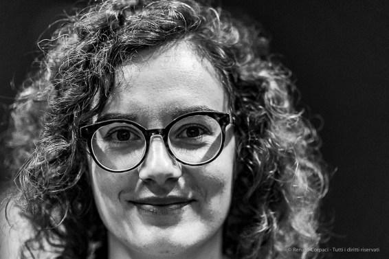 Matilde Barbieri, Fondazione Palazzo Magnani. Reggio Emilia, April 2019. D810, 85 mm (85 mm ƒ/1.4) 1/125 ƒ/1.4 ISO 2500