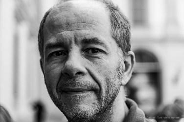 """Danilo Jon Scotta, vice president Federazione Nazionale Giornalisti Pubblicisti Italiani. Milano, June 2019. Nikon D810 85 mm (24-120 mm ƒ/1.4) 1/125"""" ƒ/1.4 ISO 64"""