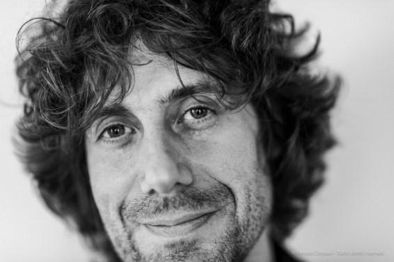"Andrea Dusio, journalist, author, art critic, curator. Milano, October 2019. Nikon D810, 85mm (85,0 mm ƒ/1.4) 1/125"" ƒ/1.4 ISO 2000"