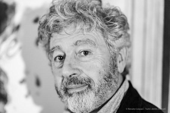 """Antonio Catania, actor. Milano, October 2019. Nikon D810, 85mm (85,0 mm ƒ/1.4) 1/125"""" ƒ/1,4 ISO 1100"""