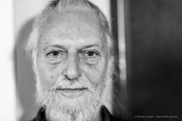 """Gigio Alberti, actor. Milano, October 2019. Nikon D810, 85mm (85,0 mm ƒ/1.4) 1/125"""" ƒ/1,4 ISO 1250"""