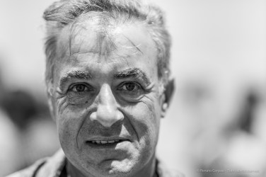 "Jean Alesi, pilota F1. Monza, September 2019. Nikon D810, 85mm (85,0 mm ƒ/1.4) 1/125"" ƒ/1.4 ISO 320"