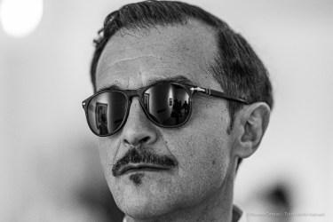 "Luca Massimo Barbero, art critic, curator. Milano, Settembber 2019. Nikon D810, 85mm (85,0 mm ƒ/1.4) 1/125"" ƒ/1.4 ISO 3200"