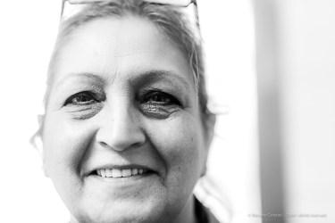"""Anna Silvestro, chef, ristorante Balin. Livorno Ferraris, February 2020. Nikon D810, 85mm (85,0 mm ƒ/1.4) 1/125"""" ƒ/1.4 ISO 900"""