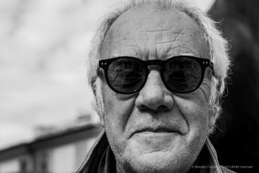 "Mimmo Paladino, artista. Piacenza, Ottobre 2020. Nikon D810, 85 mm (85 mm ƒ/1.4) 1/125"" ƒ/8 ISO 64"