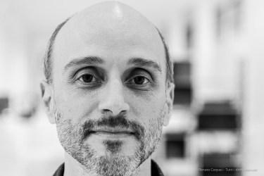 "Thiago Nogueira, curator. Milano, Ottobre 2020. Nikon D810, 85 mm (85 mm ƒ/1.4) 1/125"" ƒ/4 ISO 2200"
