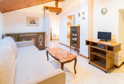 Sala appartamento Sanremo