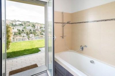 Foto del bagno dell'appartamento a Sanremo