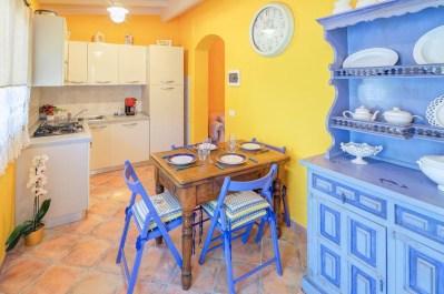 Cucina appartamento Bordighera