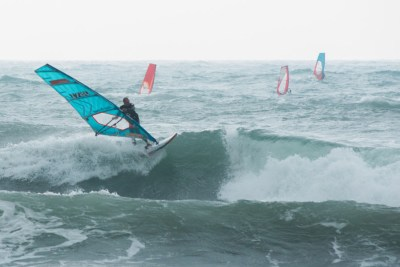 Wind surf a Porto Maurizio