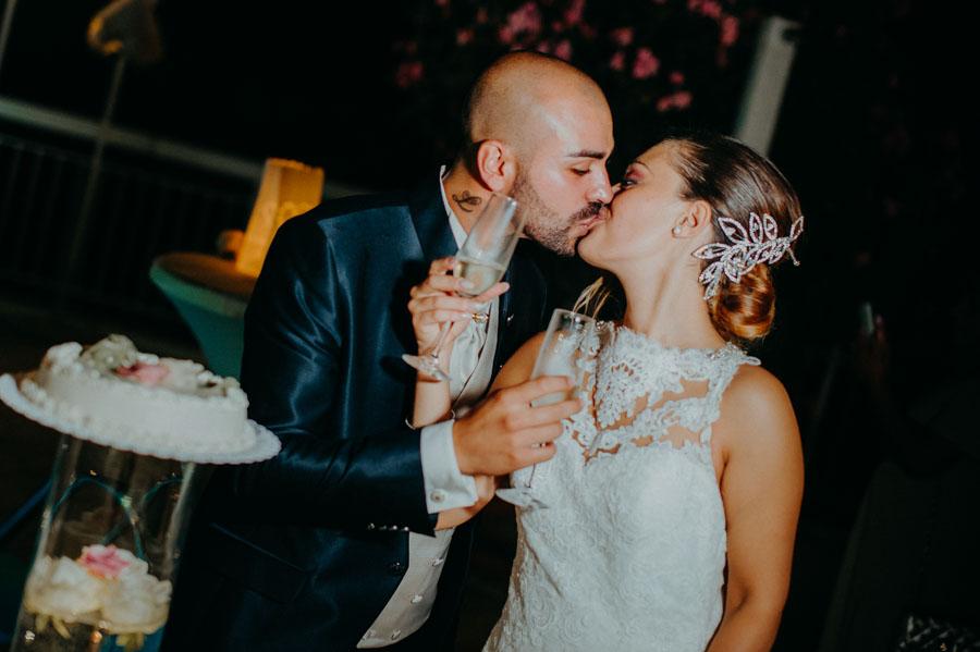 Martina e Luigi – Servizio Fotografico di Matrimonio a Sanremo