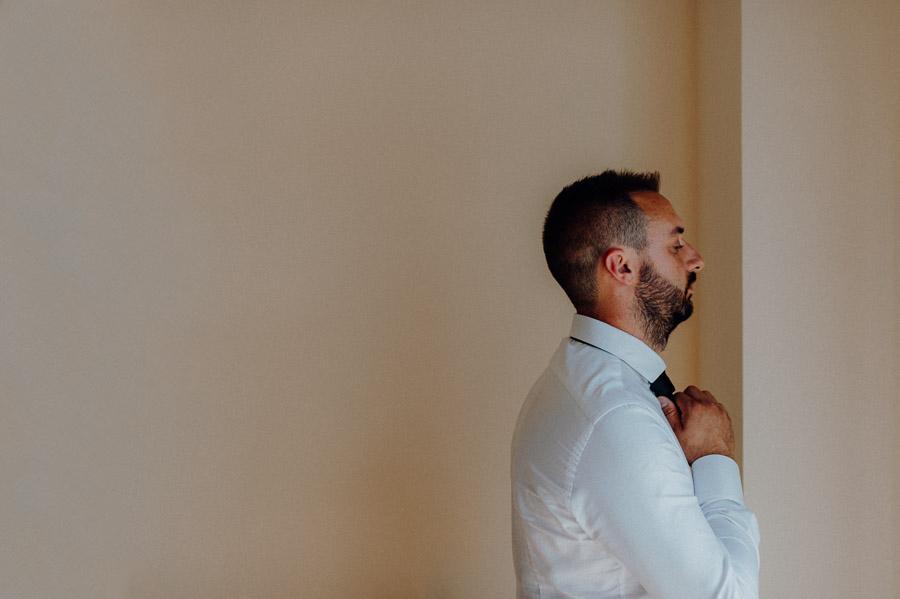 Preparativi sposo matrimonio Sanremo