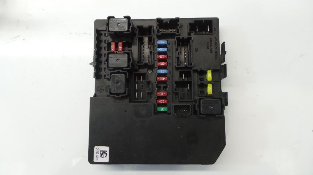 medium resolution of renault scenic water in fuse box