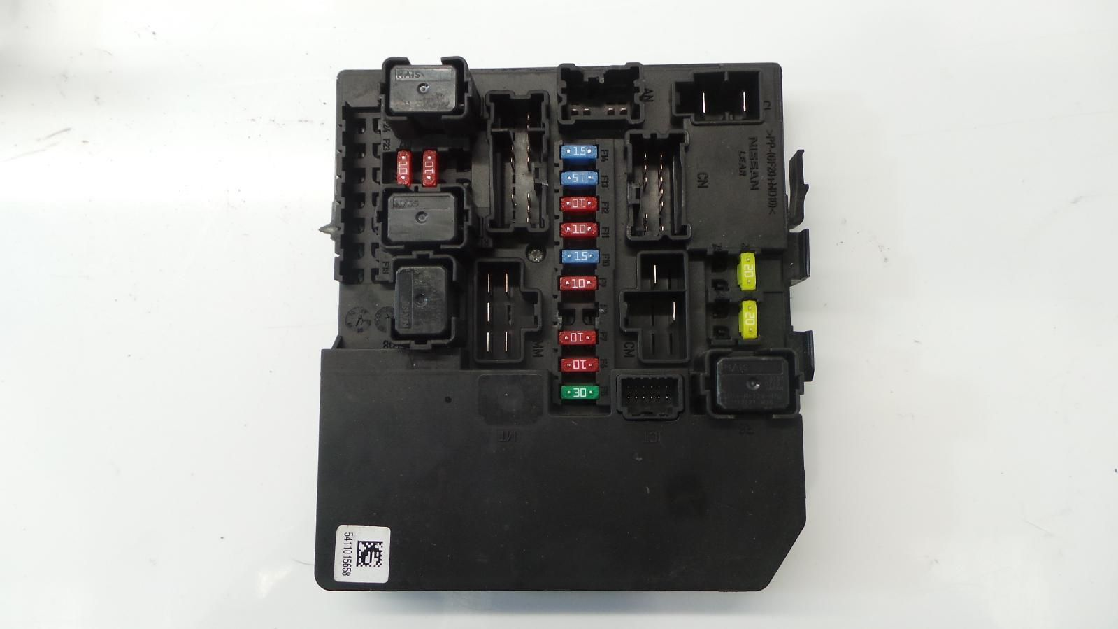 hight resolution of nissan nv200 1 5 diesel 2012 fuse box 284b7jx50a 284b7 jx50a nissan nv200 fuse box location