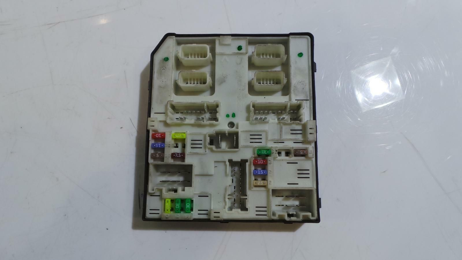 hight resolution of renault megane iii 1 5 dci bcm body control module fuse box relay 284b62069r 15309 p jpg