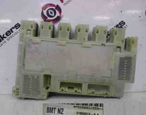 small resolution of renault clio mk2 1998 2001 dashboard fuse box uch bcm n2 8200031555