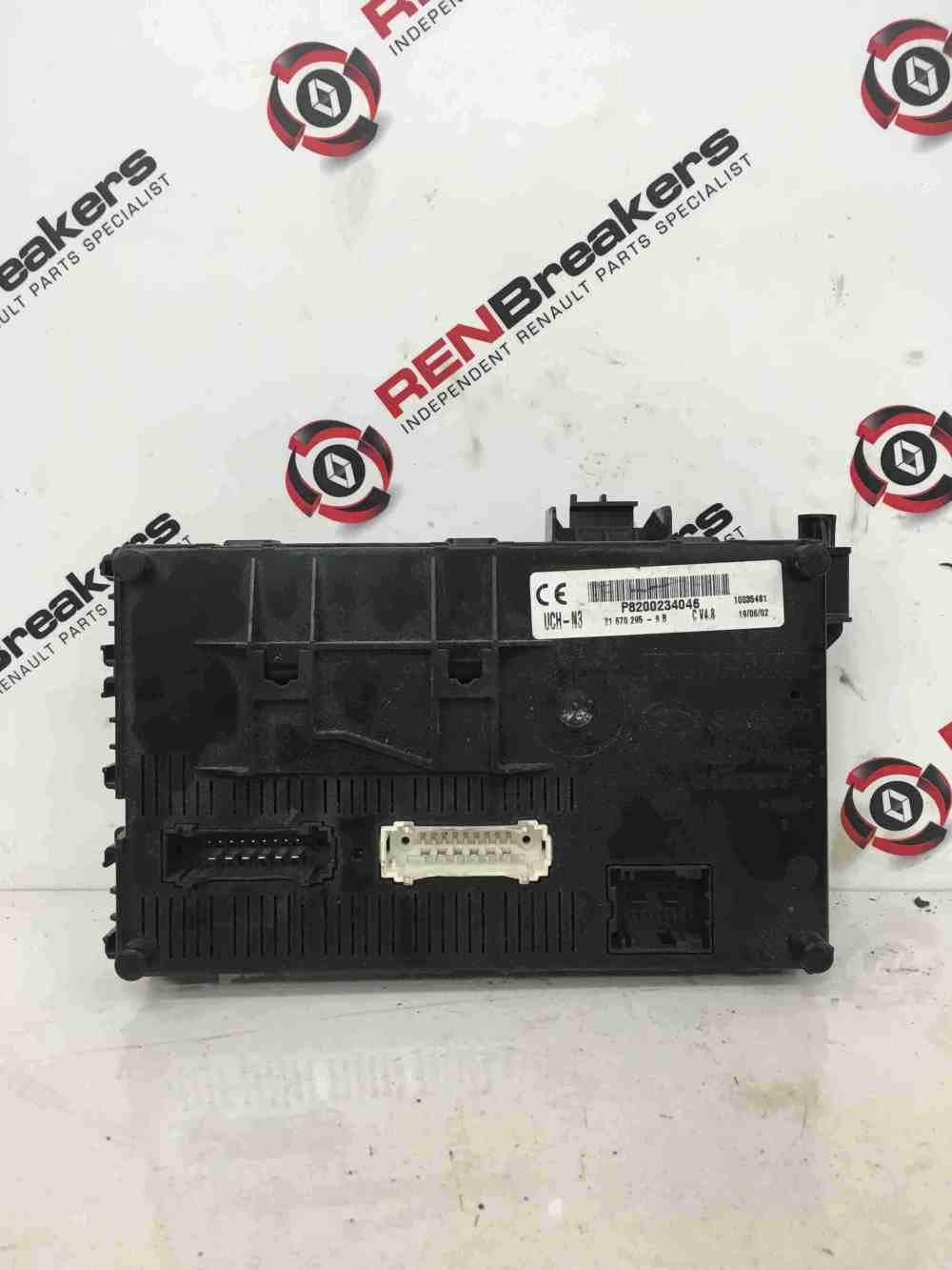 medium resolution of renault clio uch fuse box wiring diagram experts renault clio uch fuse box