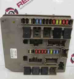 renault clio mk3 modus 2005 2012 engine bay fuse box upc unit 674654 [ 4608 x 3456 Pixel ]