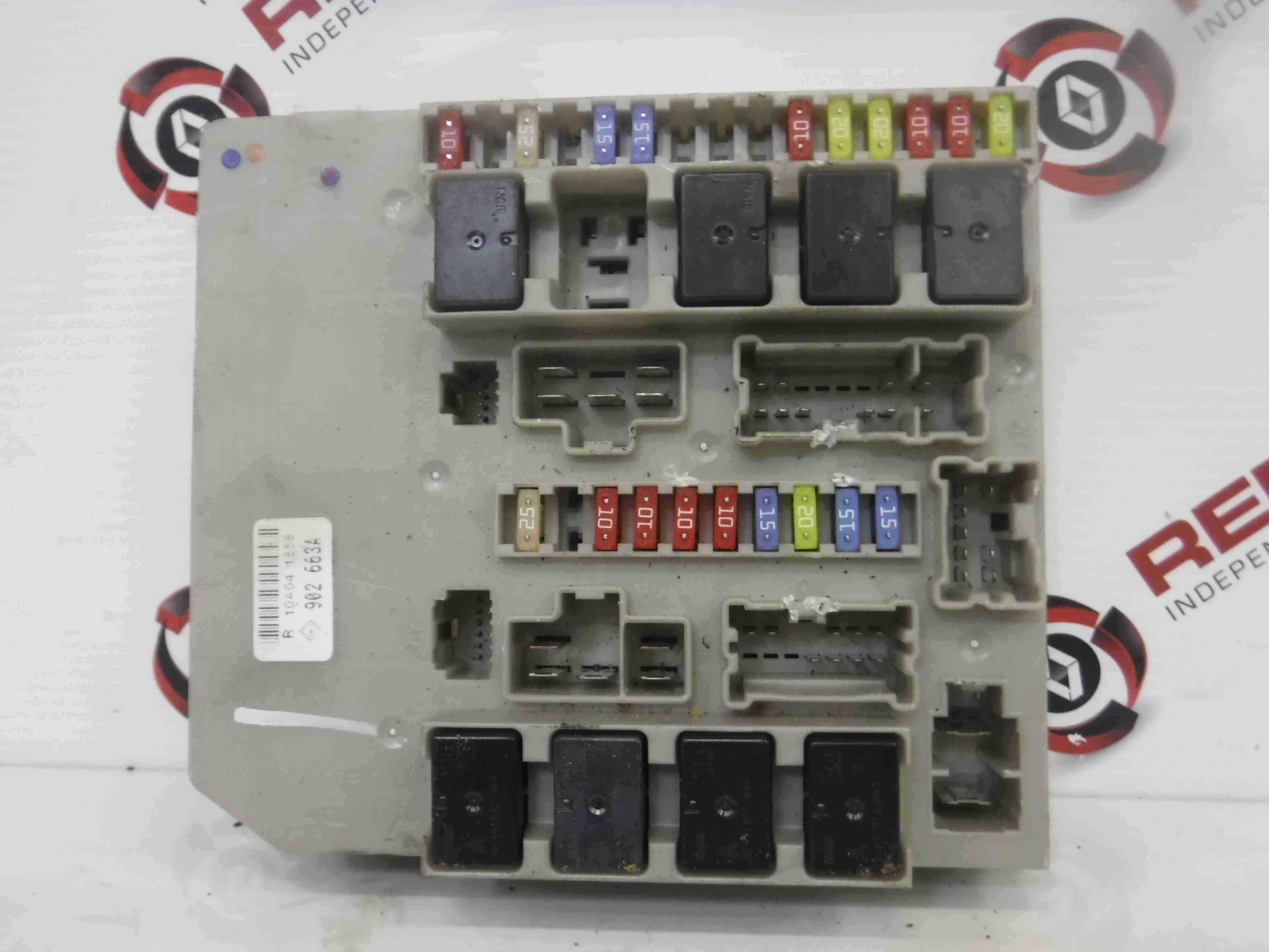 Renault Clio 1 2 Fuse Box Diagram Together With Renault Scenic As Well