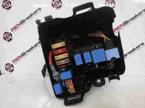 small resolution of renault clio mk4 2013 2017 automatic fuse box 243804185r