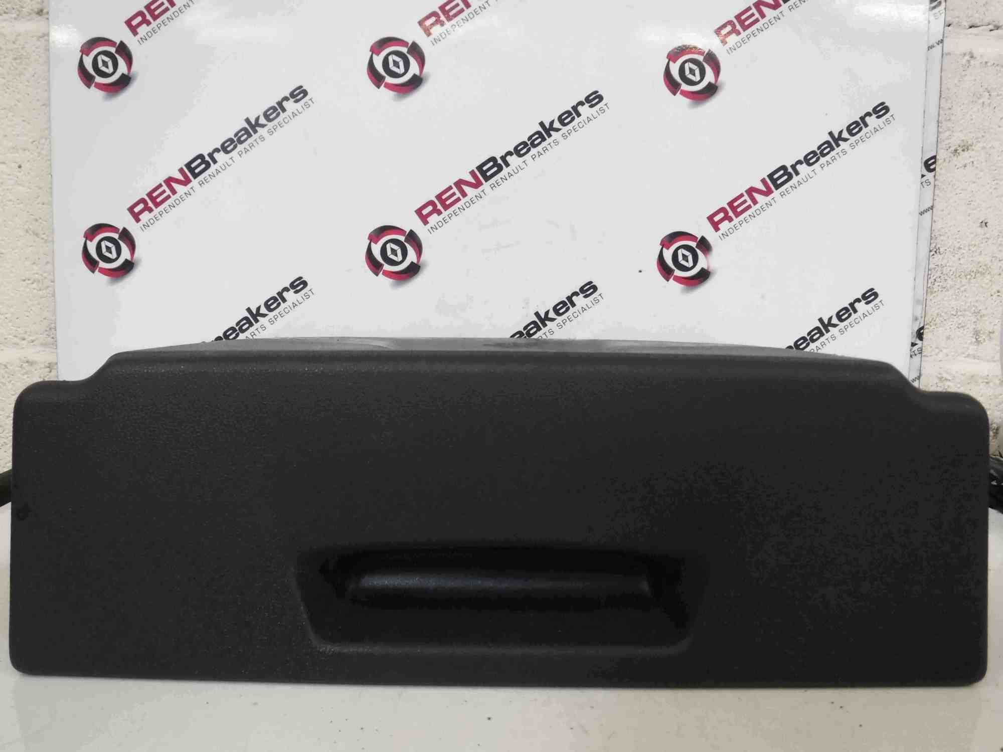 hight resolution of details about renault grand scenic mk3 2009 2016 drivers osf front under seat glove box