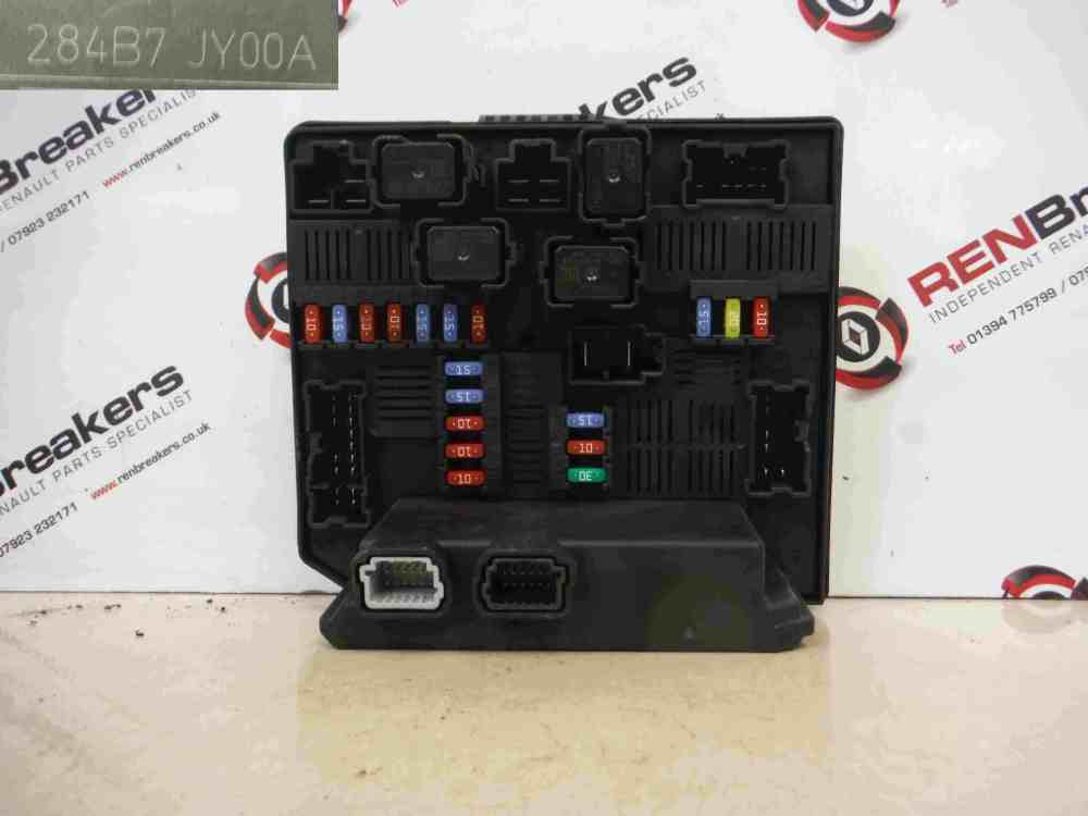 medium resolution of renault koleos 2008 2010 2 0 dci engine bay fuse box upc computer renault koleos fuse box
