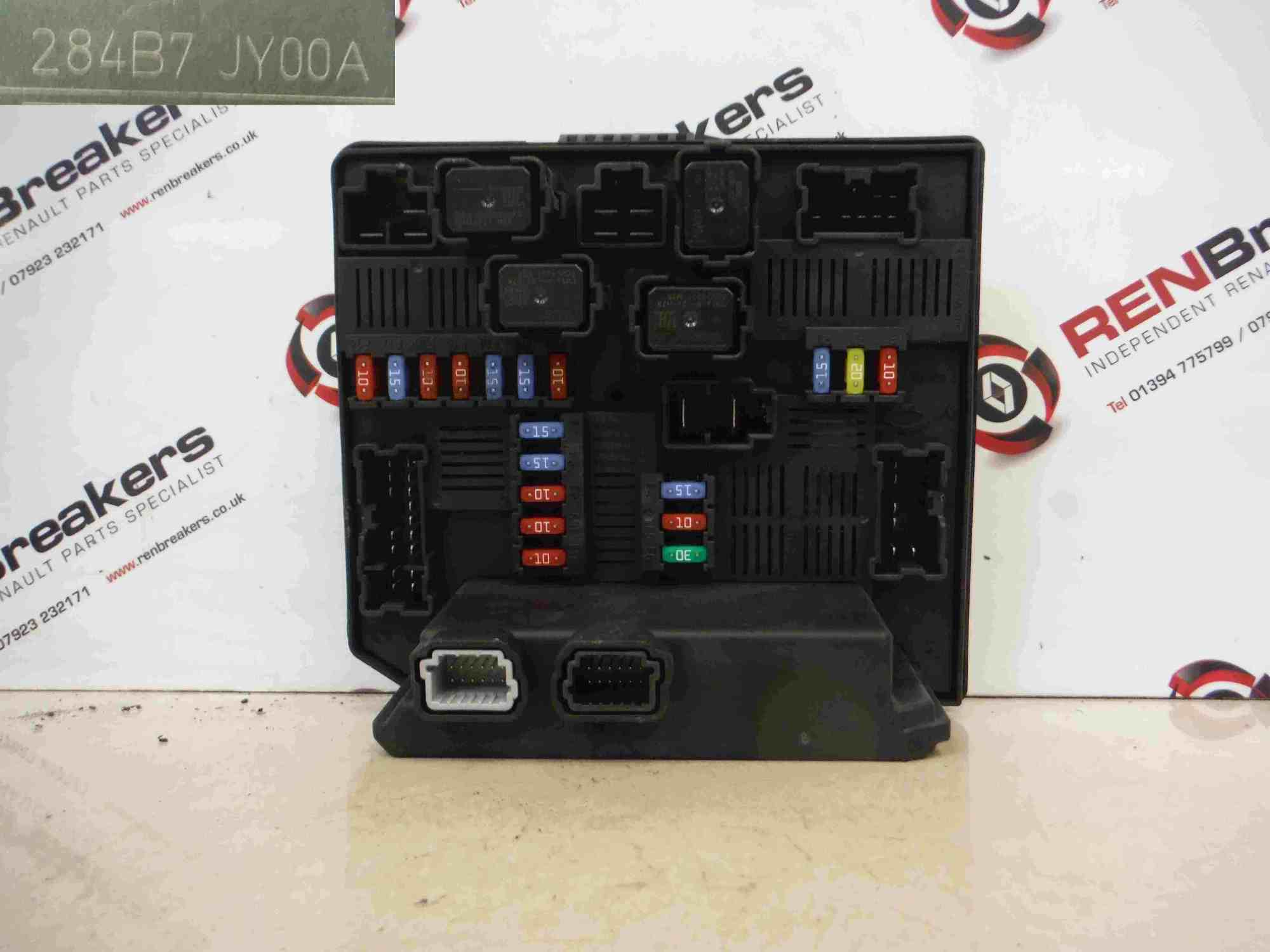 hight resolution of renault koleos 2008 2010 2 0 dci engine bay fuse box upc computer renault koleos fuse box