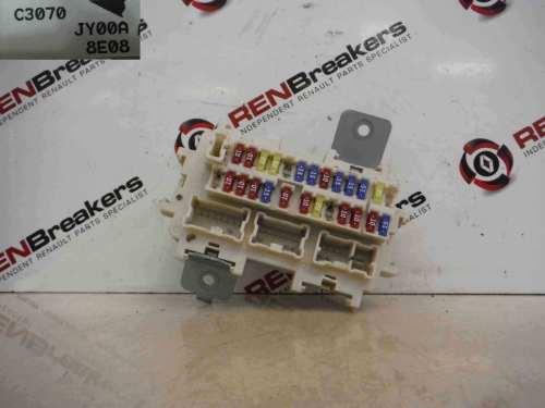 small resolution of renault koleos 2008 2010 2 0 dci fuse box relay computer c3070jy00a8e08