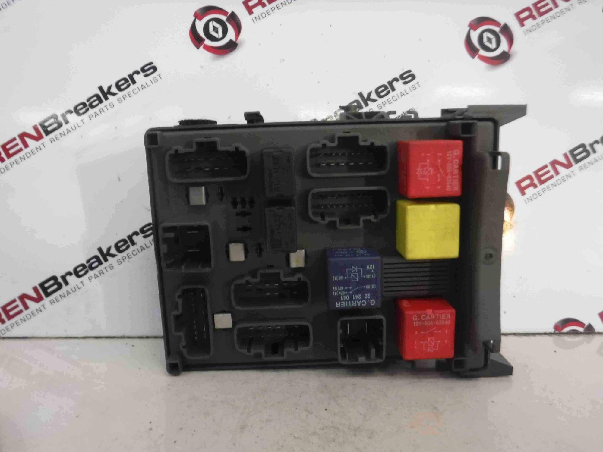 hight resolution of renault laguna 2001 2005 dashboard fuse box relay computer