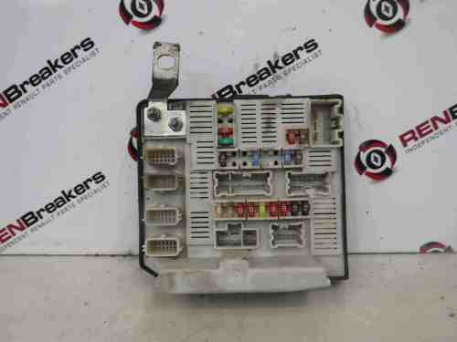 small resolution of renault megane 2002 2008 engine fuse box upc unit 8200481867