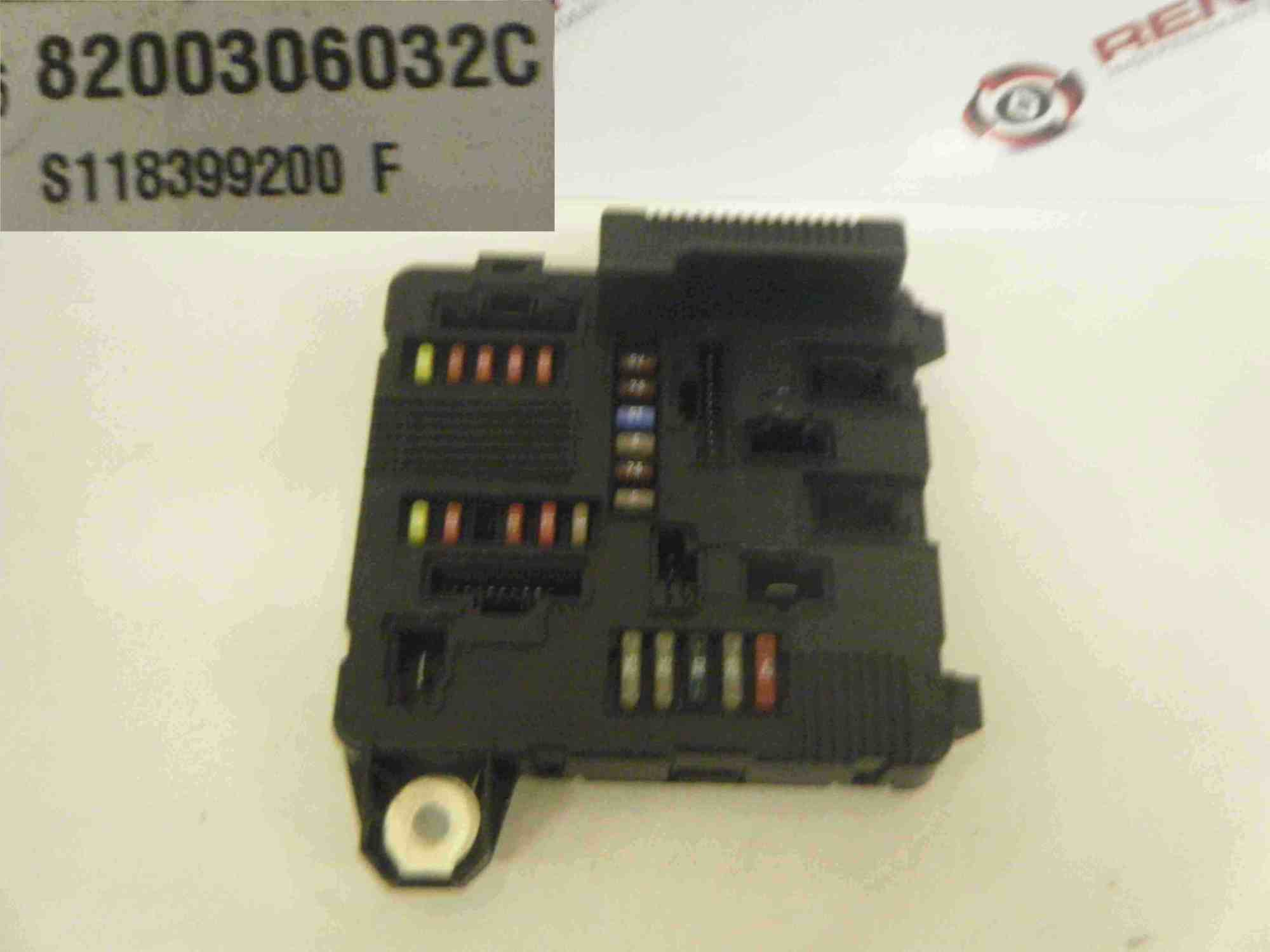 hight resolution of renault megane scenic 2003 2008 fuse box relay bcm 8200306032 store renault breakers used renault car parts spares specialist